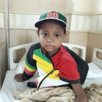 Patient in Dream Girl Foundation NGO