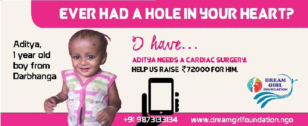 Help Aditya NGO