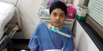NGO Helped Rohit