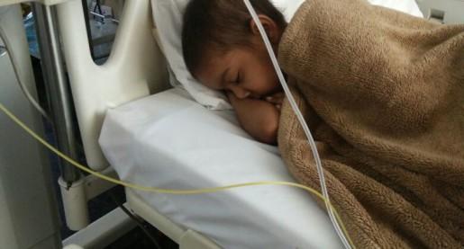 Naitik after operation