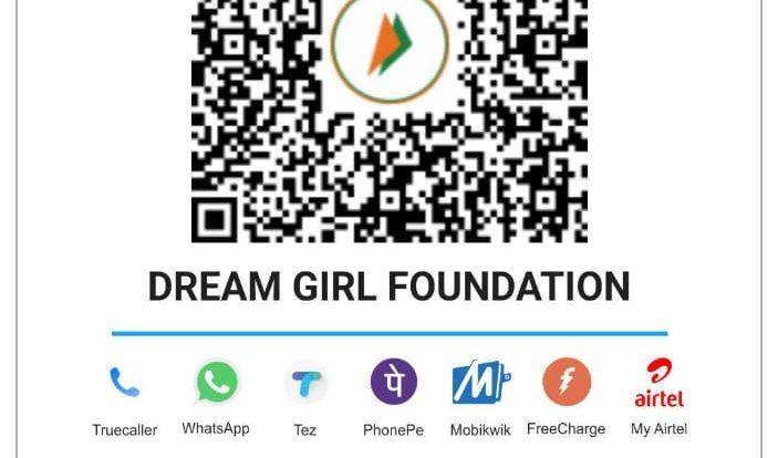 Donate through UPI ID